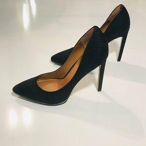 Aldo Genuine Leather Snake Skin Heels